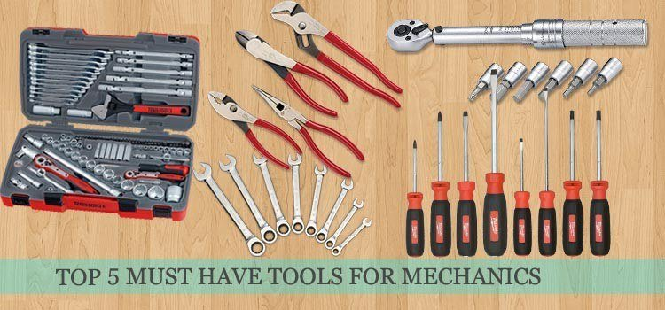 Must Have tools For mechanics