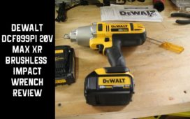DEWALT DCF899P1 20V MAX XR Brushless Impact Wrench Review_preview