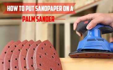 How-to-Put-Sandpaper-on-a-Palm-Sander