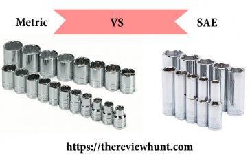 Metric vs SAE