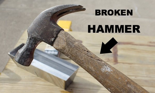 Replace the Damage or Broken Components