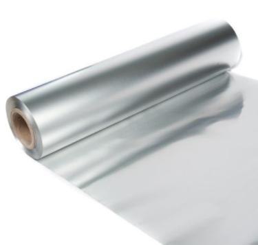 Aluminum Foil with White Vinegar