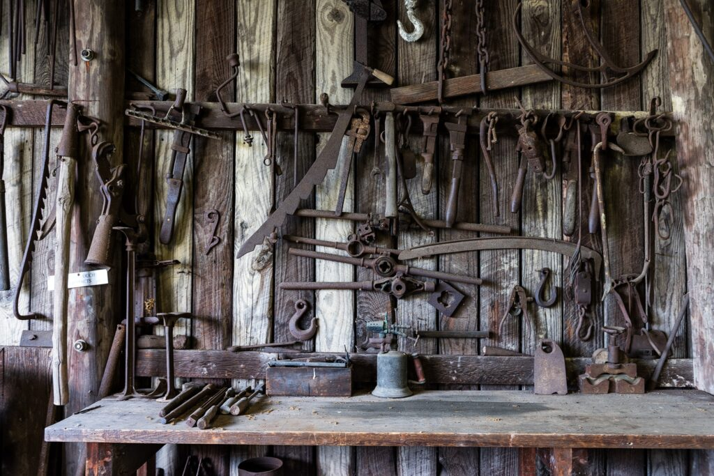 Restore Your Old and Rusted Tools